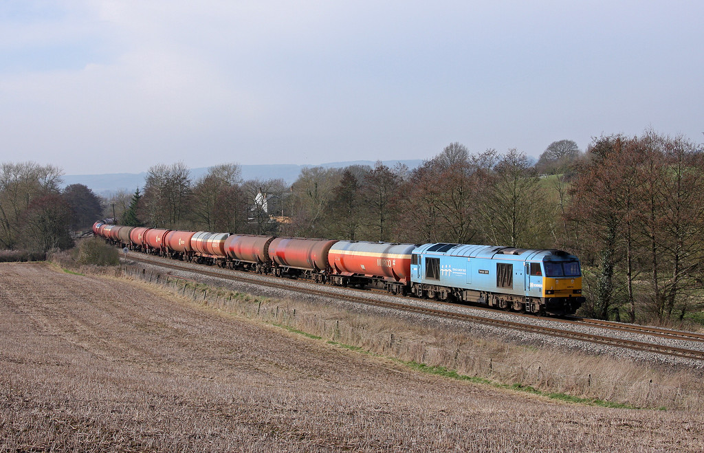 60074, 05.05 Robeston-Westerleigh, Cliff Farm, Lydney, 14-3-11.