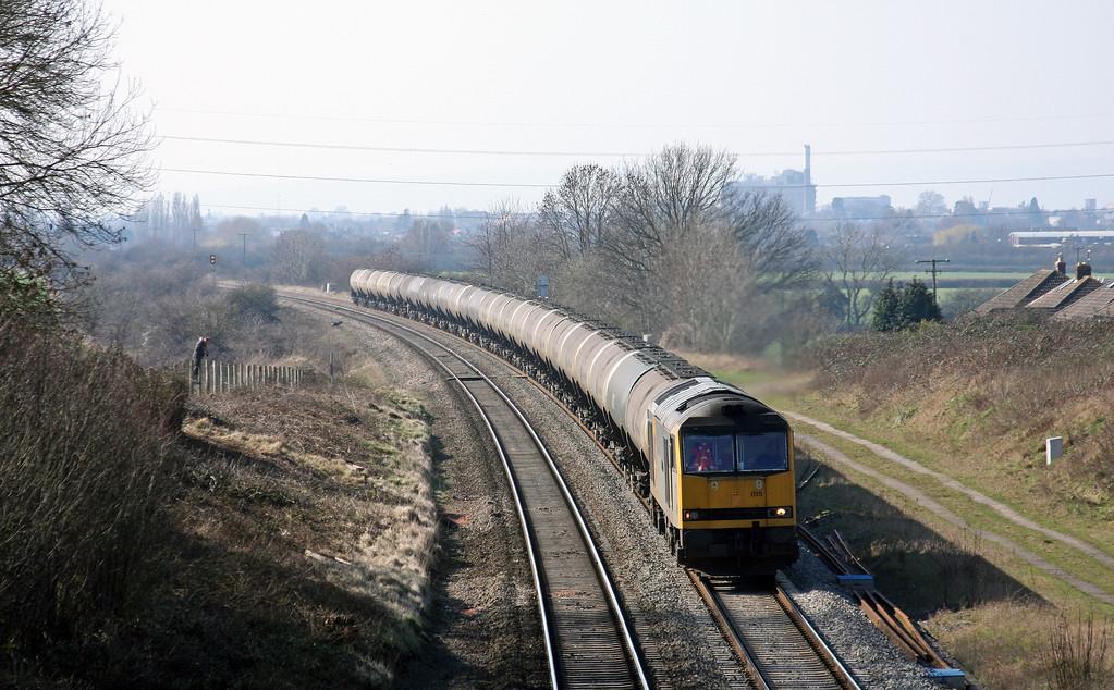 60015, 11.41 Westerleigh-Lindsey, Churchdown, near Gloucester, 7-3-11.