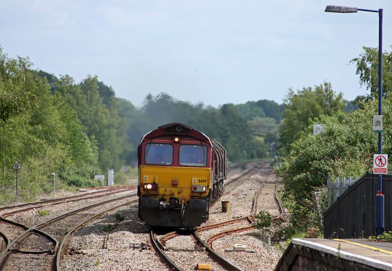 66119, 09.23 Round Oak-Margam, Lydney, 19-5-11.