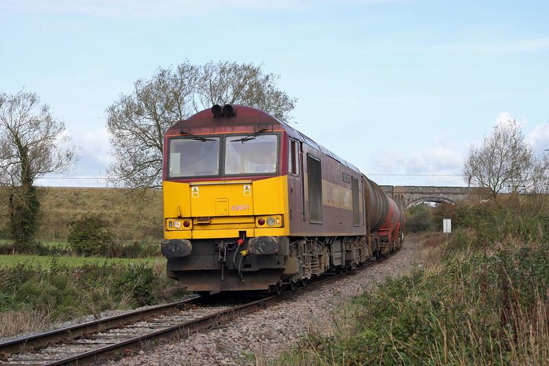 60071, 05.05 Robeston-Westerleigh, Westerleigh, Bristol, 20-10-11.