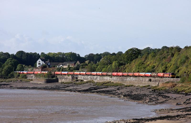 60071, 05.05 Robeston-Westerleigh, between Purton and Gatcombe, 6-10-11.
