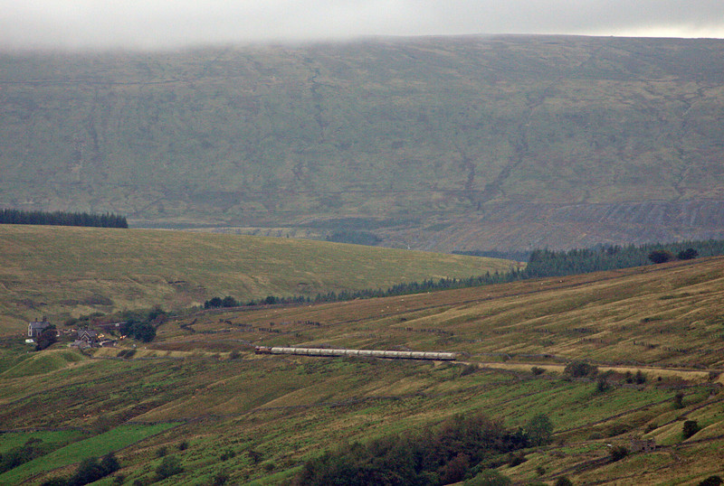 66xxx, 17.05 Clitheroe-Mossend, Dentdale, 14-9-11.
