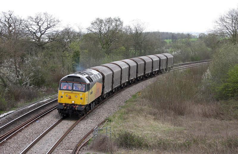 47739, 14.14 Llanwern-Washwood Heath, Awre, Gloucestershire, 11-4-12.