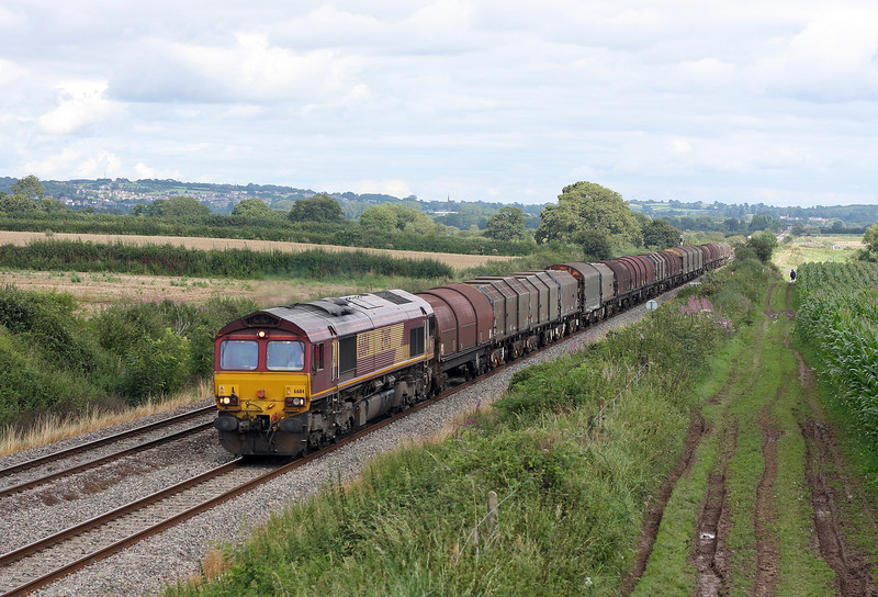 66114, 10.01 Round Oak-Margam, Woolaston, near Lydney, 20-8-12.