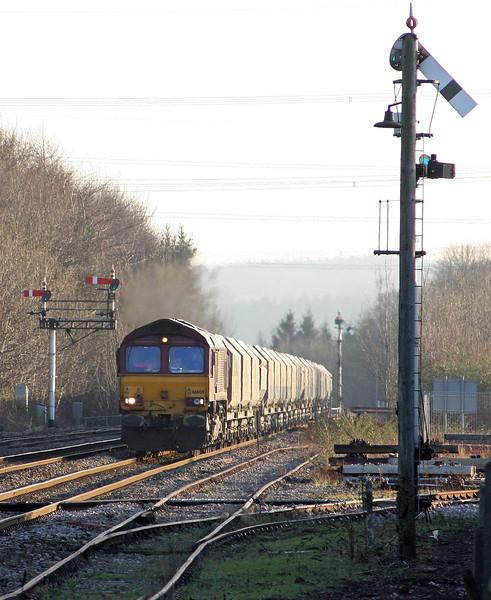 66009, 10.47 Hayes-Moreton-on-Lugg, Abergavenny, 1-2-12.