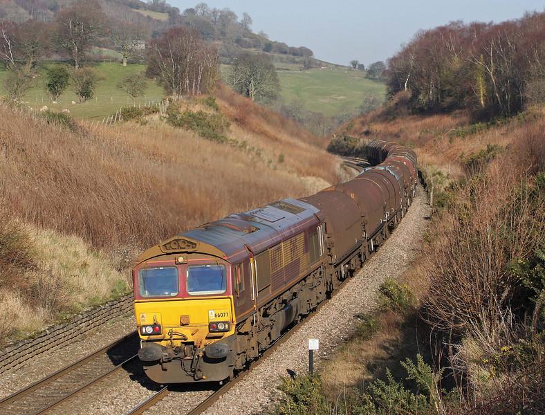 66077, 09.30 Dee Marsh-Margam, Llanvihangel Crucorney, near Abergavenny, 1-2-12.