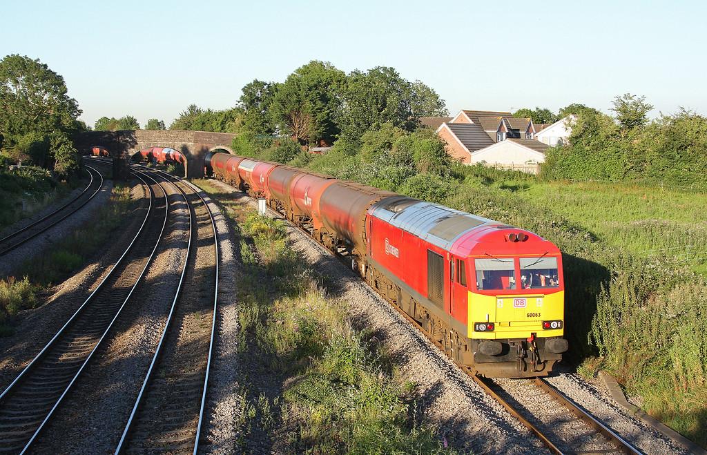 60063, 18.20 Westerleigh-Robeston, Magor, 24-7-12.