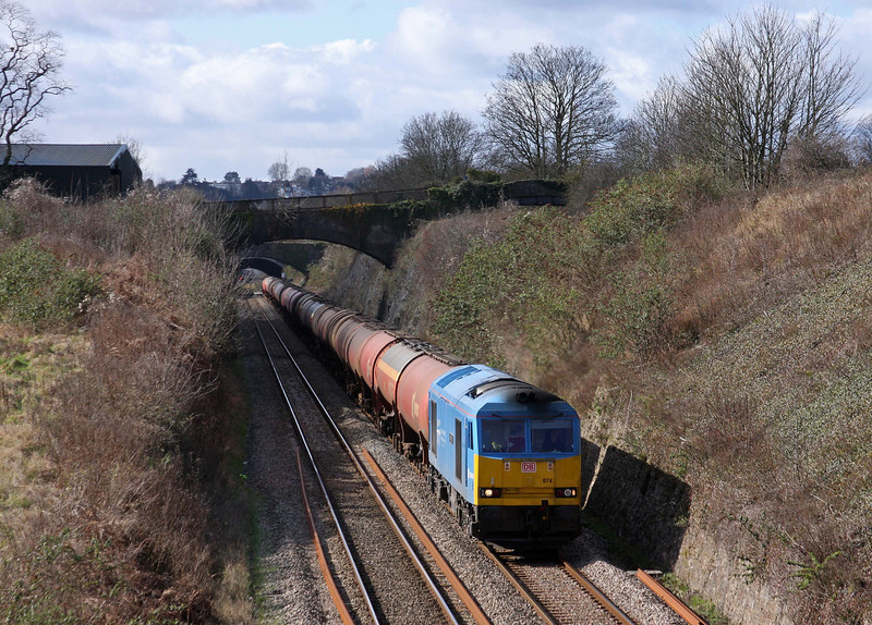 60074, 05.05 Robeston-Westerleigh, Sedbury Lane, Chepstow, 5-3-12.