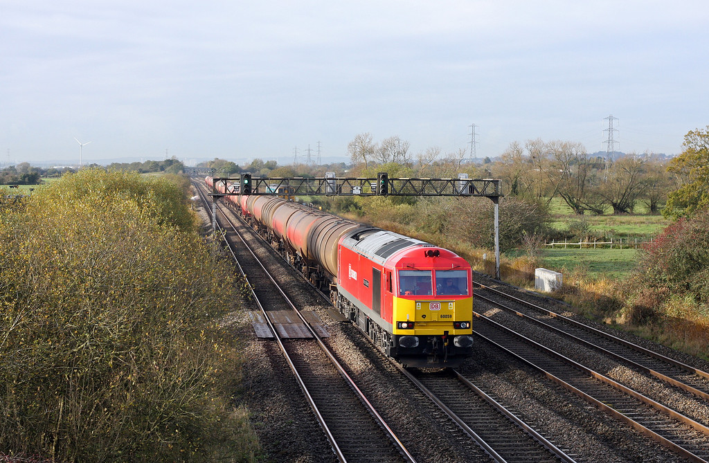 60059, 05.04 Robeston-Westerleigh, Coedkernow, near Newport, 30-10-12.