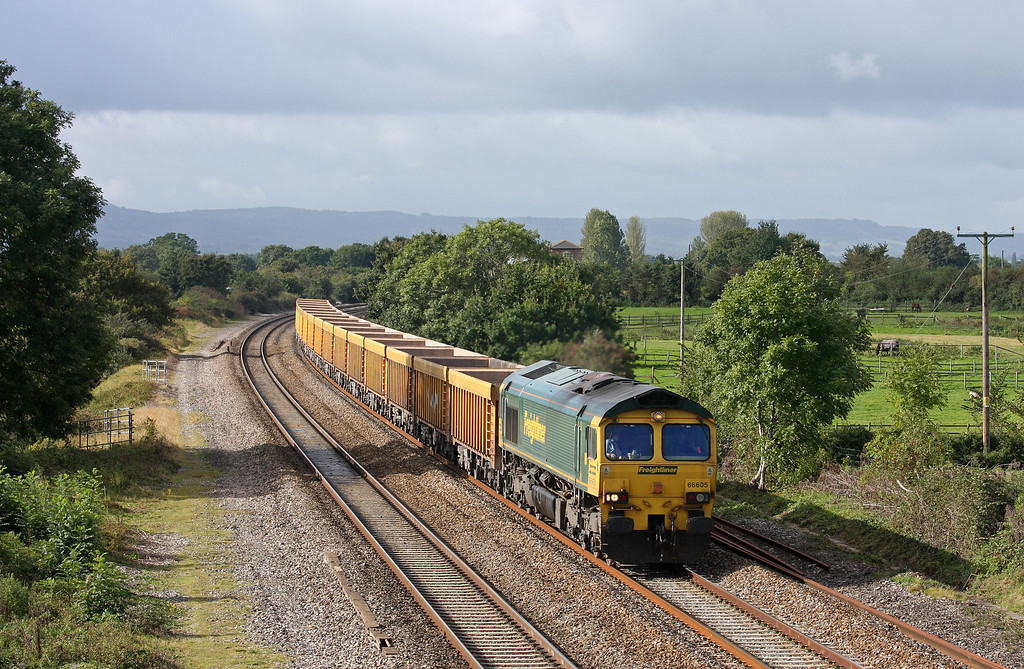 66605, 10..34 Exeter Riverside Virtual Quarry-Stud Farm, Cogload, 27-9-12.