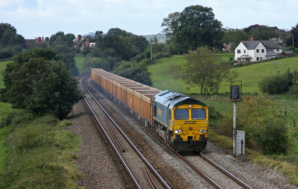 66613. 10.34 Exeter Riverside Yard-Stud Farm, Rewe, near Exeter, 19-9-12.