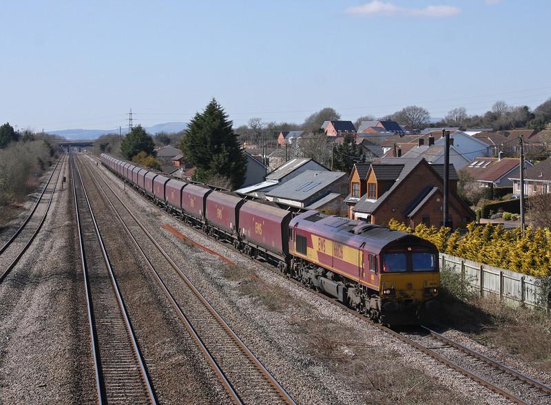66126, 10.50 Aberthaw Power Station-Avonmouth Bulk Handling Terminal, Magor, 2-4-13.