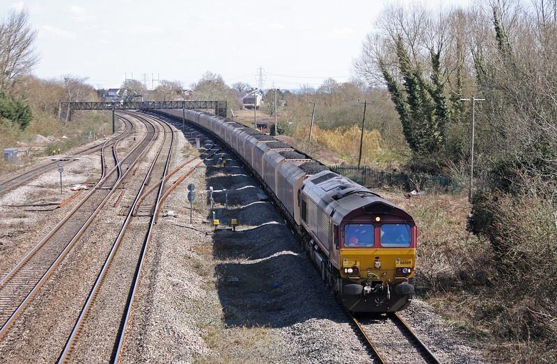 66089, 03.53 Redcar-Port Talbot, Magor, 2-4-13.