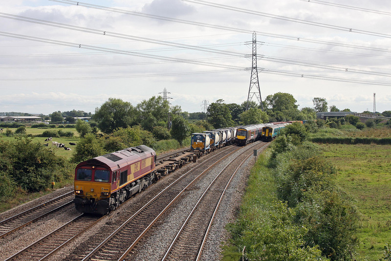 66016, 14.25 Barry Docks ABP Shipment-Newport Alexandra Dock Junction Yard, Duffryn, Newport, 13-8-13. 170, 13.36 Derby-Cardiff Central. 150, 13.29 Fishguard Harbour-Cheltenham Spa.
