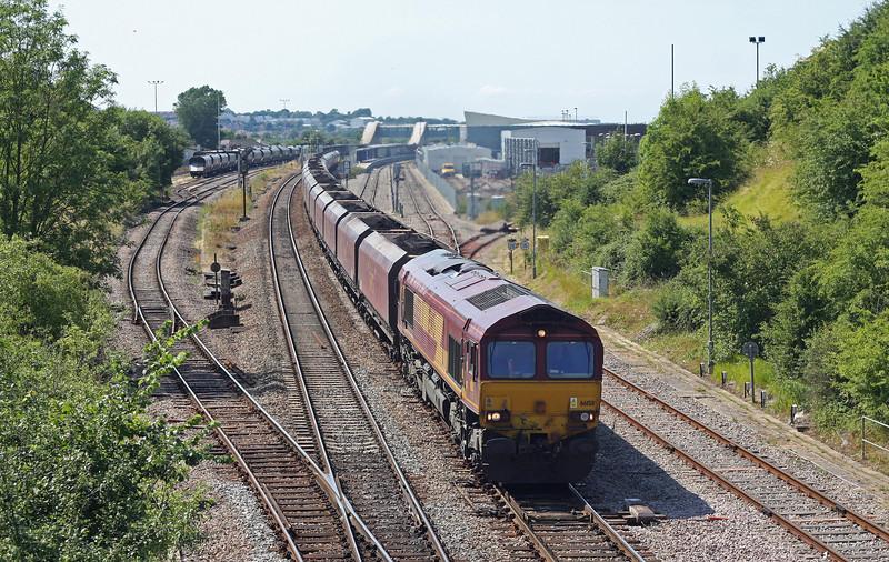 66158, 12.50 Portbury Coal Terminal-Ratcliffe Power Station, Bristol Parkway, 1-8-13.