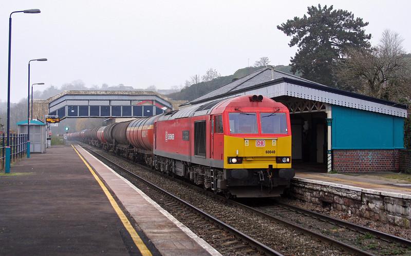 60040, 03.35 Robeston Sidings-Westerleigh Murco, Chepstow, 11-12-13.