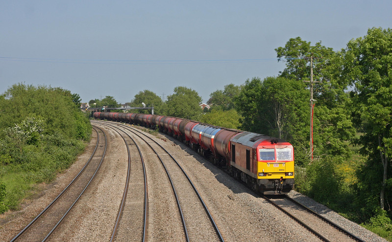 60054, 12.40 Theale-Robeston, Magor, 6-6-13.