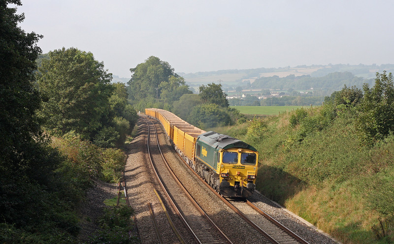 66512, 10.31 Exeter Riverside Yard-Cliffe Hill Stud Farm, Whiteball, 25-9-13.