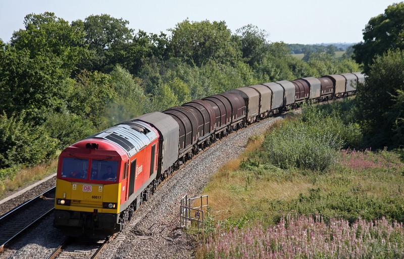60017, 12.03 Margam-Round Oak, Awre, Gloucestershire, 4-9-13.
