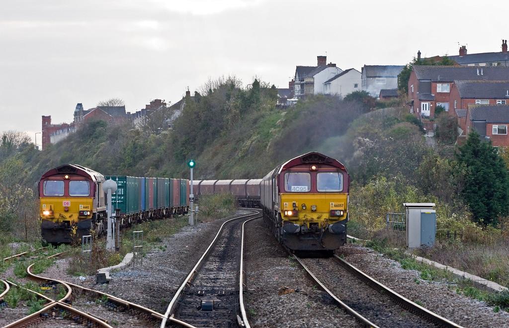 66057, 14.00 Aberthaw Power Station-Cwmbargoed Opencast Colliery, 66112, 14.32 Barry Docks ABP Shipment-Newport Alexandra Dock Junction,
