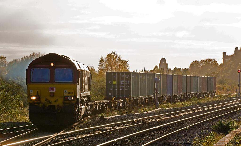 66112, 14.32 Barry Docks ABP Shipment-Newport Alexandra Dock Junction, Cadoxton, near Barry, 5-11-14.