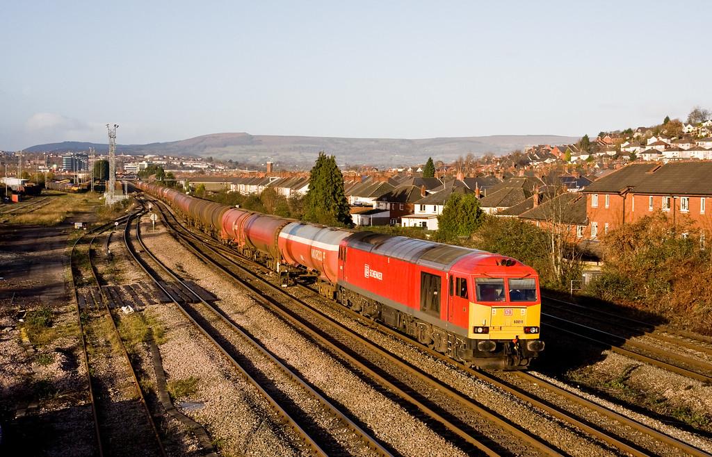 60011, 03.54 Robeston-Sidings-Westerleigh Murco, East Usk, Newport, 10-12-14.