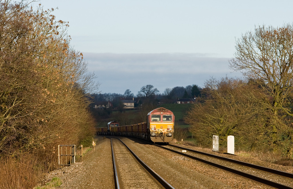 66170, Pugham Crossing, near Burlescombe, 20-1-14.