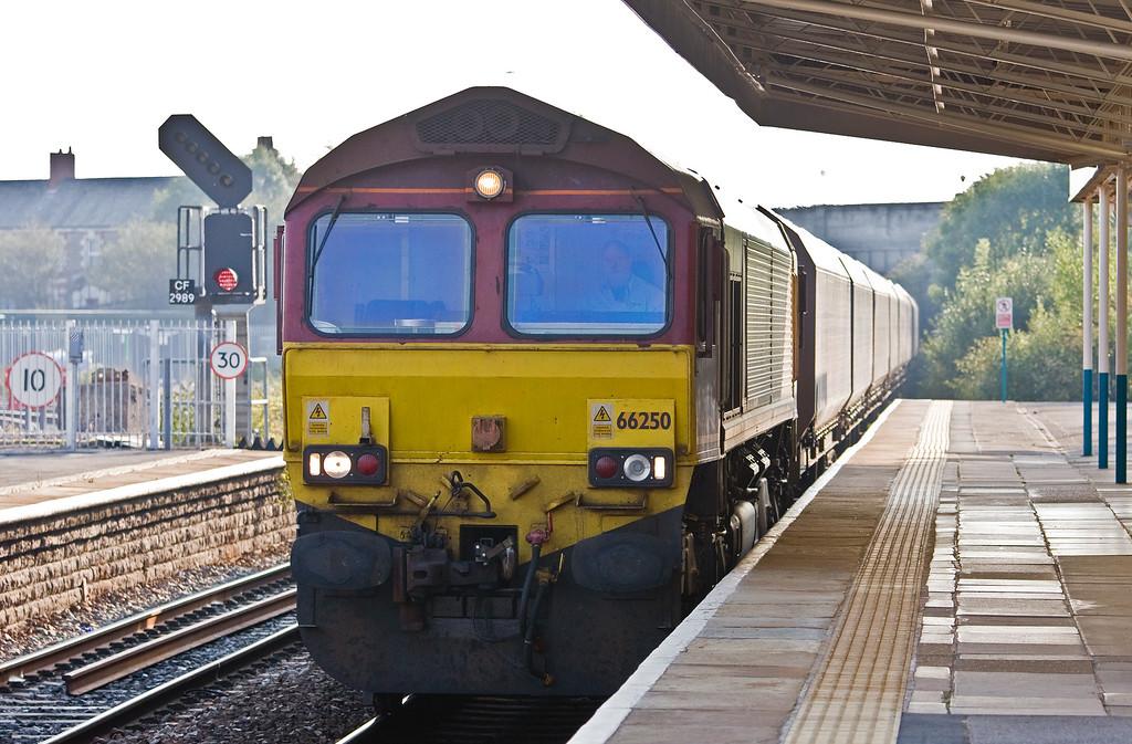 66250, 15.48 Aberthaw Power Station-Avonmouth Bulk Handling Terminal, Barry, 22-9-14.