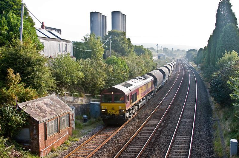 66080, 08.23 St Blazey-Parkandillack, Burngullow, 3-9-14.