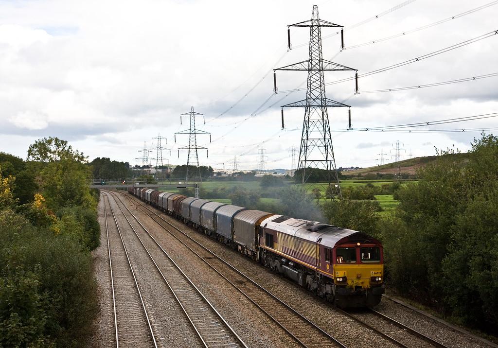 66025, Round Oak-Margam, Duffryn, Newport, 22-9-15.