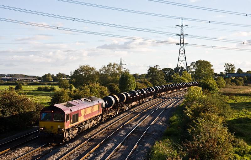 66037, 16.25 Margam-Hartlepool, Duffryn, Newport, 22-9-15.