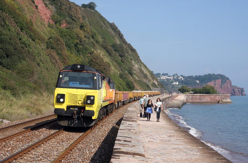 70805, 10.21 Westbury-Par, Teignmouth, 19-9-15.