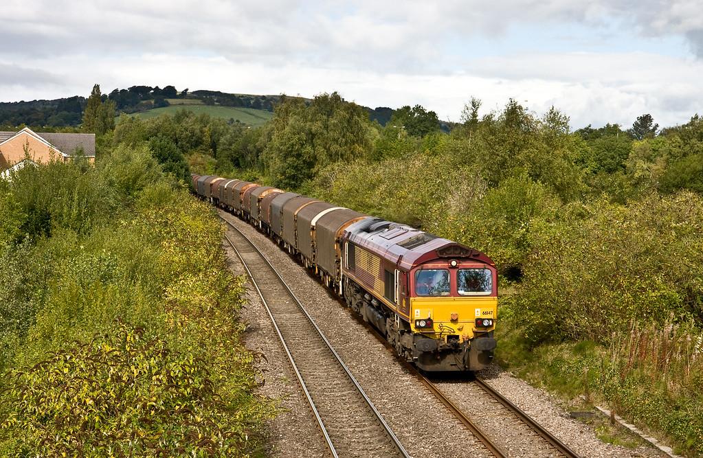 66147, 09.30 Dee Marsh-Margam, Panteg, near Cwmbran, 22-9-15.