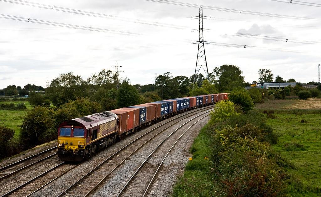 66055, 14.32 Barry Docks-Newport Alexandra Dock Junction Yard, Duffryn, Newport, 22-9-15.