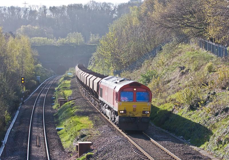66152, 04.29 Southall-Moreton-on-Lugg, Cattybrook, Bristol, 20-4-16.