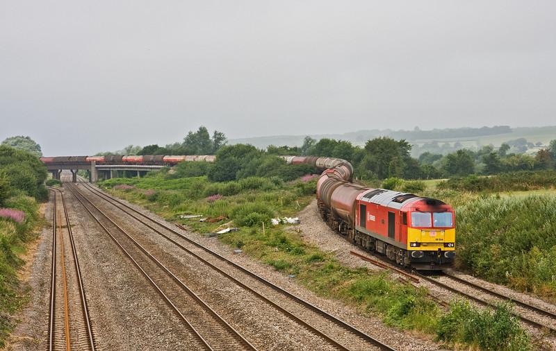 60044, 03.30 Robeston Sidings-Westerleigh Murco, Llandevennny, near Llanwern, 18-7-16.