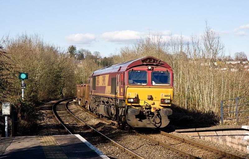 66154, 10.58 Corby-Margam, Chepstow, 7-3-16.