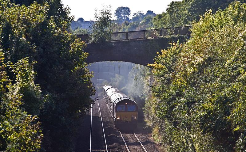 66188, 11.52 Margam-Round Oak, Sedbury Lane, Chepstow, 3-10-16.