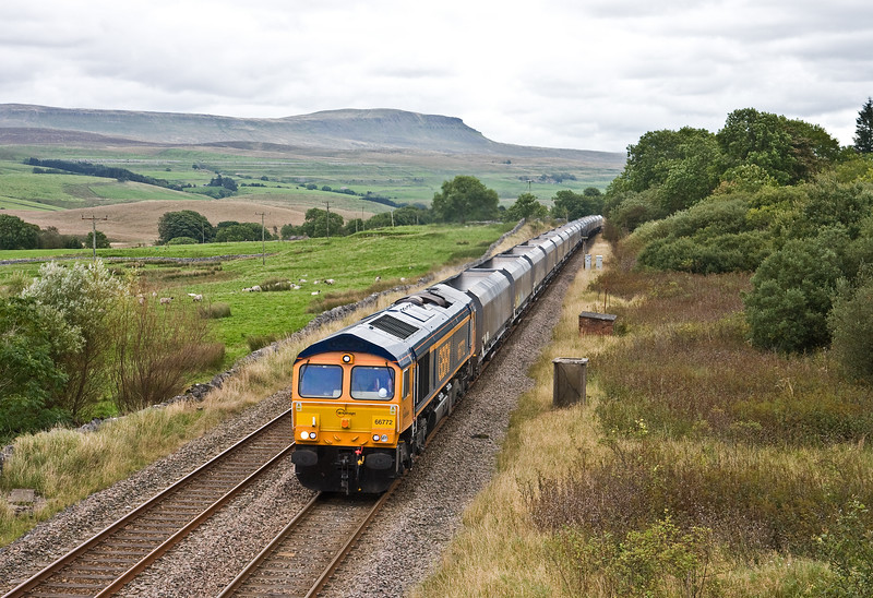 66772, 12.12 Arcow Quarry-Pendleton (Manchester), Salt Lake Cottages, near Ribblehead, 16-9-16.
