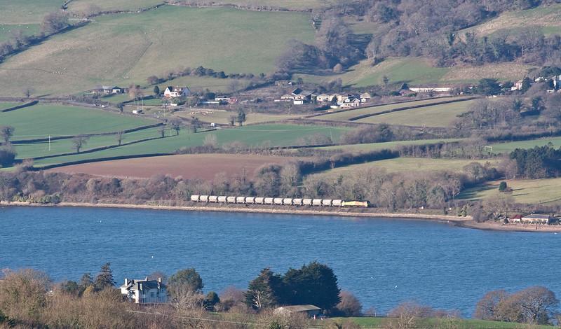 70802.10.09 Moorswater Lafarge-Aberthaw Cement Works, Bishopsteignton, near Teignmouth, 19-1-17.