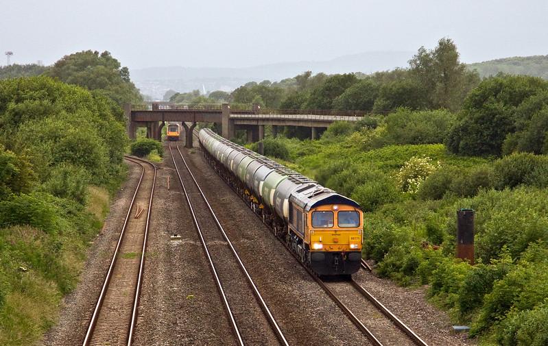 66771, 17.58 Cardiff Docks Greenenergy-Port Clarence, Llandevenny, near Llanwern, 15-6-17. 142081, 19.45 Cheltenham Spa-Maesteg.