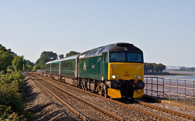 57602, 17.50 Exeter St David's- Penzance, Powderham, near Exeter, 17-6-17.