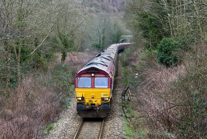 66069, 11.27 Newport Alexandra Dock Junction Yard-Tower Colliery, Penrhiwceiber, near Aberdare, 13-3-17.