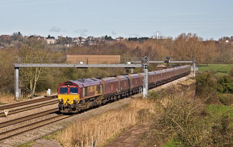 66069, 11.27 Newport Alexandra Dock Junction Yard-Tower Colliery, Duffryn, Newport, 13-3-17.