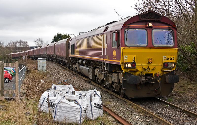 66069, 11.27 Newport Alexandra Dock Junction Yard-Tower Colliery, Aberdare, 13-3-17.