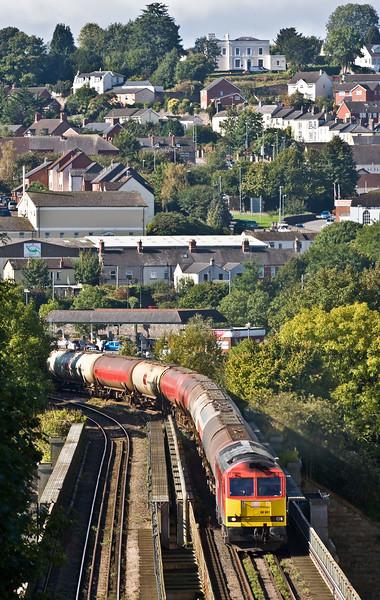 60001, 05.00 Robeston Sidings-Westerleigh Murco, Chepstow, 19-9-17.