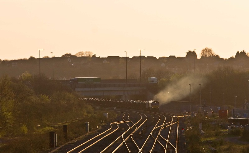 66125, 16.21 Margam Yard-Hartlepool BSC, Severn Tunnel Junction, 18-4.18.