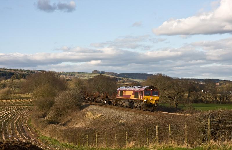 66065, 10.22 Corby-Margam, Box Farm, Awre, near Newnham, Gloucestershire, 2-2-18.