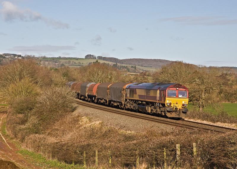 66155, 09.15 Round Oak-Margam, Box Farm, Awre, near Newnham, Gloucestershire, 2-2-18.