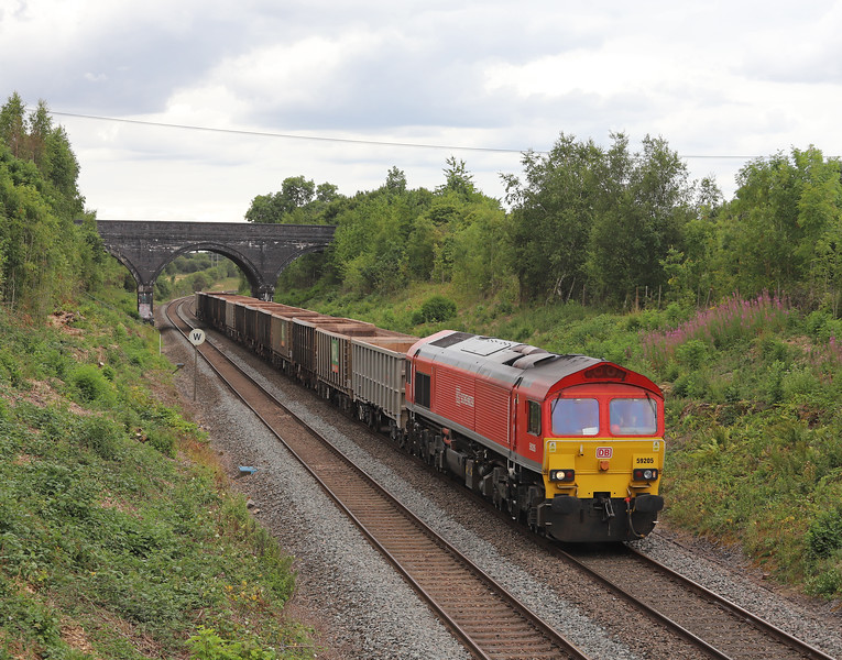 59205, 12.41 Chichester-Merehead Quarry, Styles Hill, Frome, 17-7-18.